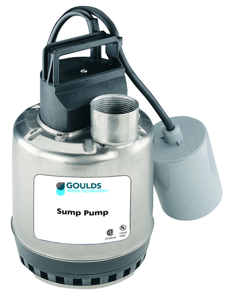 Goulds lsp0711f 34hp 115v manual submersible sump pump us goulds lsp0711f sciox Images
