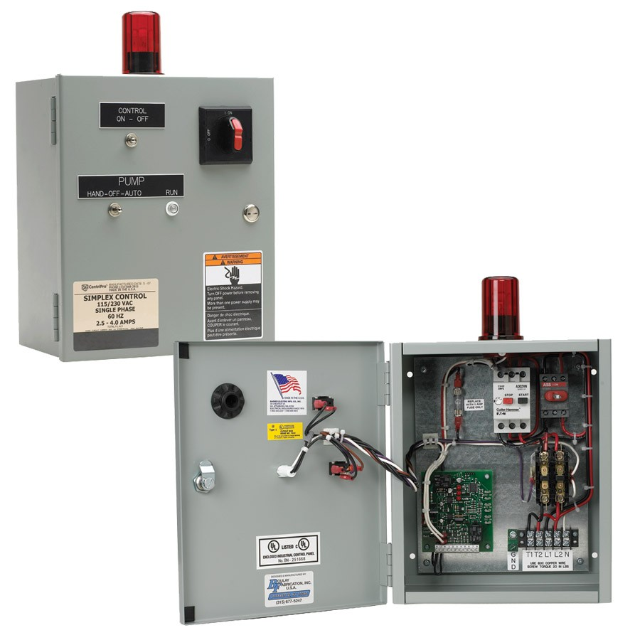 goulds part s32025, 3 phase, 20 25 amps, weatherproof simplex  3 phase submersible pump control panel wiring diagram #26